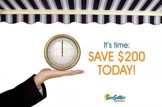 Save $200 Today!