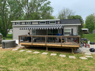 Tiny House Awning