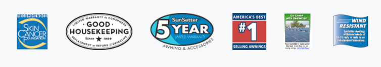 SunSetter Models